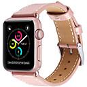 hesapli Kişiselleştirilmiş Yenilikçi Ürünler-Watch Band için Apple Watch Series 3 / 2 / 1 Apple Deri Döngü Gerçek Deri Bilek Askısı