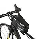cheap Bike Lights-ROSWHEEL 1.5 L Bike Frame Bag Top Tube Waterproof Zipper Bike Bag Nylon Bicycle Bag Cycle Bag Cycling Cycling / Bike