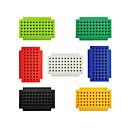 hesapli Aksesuarlar-zy-55 solderlss mini ekmek paneli / pcb devre kartı / lehimsiz test kartı (yedi renk paketi)
