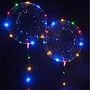 preiswerte Leuchtendes Spielzeug-LED - Beleuchtung LED-Ballon Urlaub Geburtstag Im Dunkeln leuchtend Neues Design Kinder Erwachsene Spielzeuge Geschenk 1 pcs