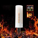 tanie Żarówki LED świeczki-1szt 2W 450-480lm G4 Żarówki LED bi-pin 36 Koraliki LED SMD 2835 Dekoracyjna Żółty 12V