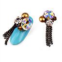 hesapli GoPro İçin Aksesuarlar-2 pcs Tırnak Takısı tırnak sanatı Manikür pedikür Günlük Şık / Düğün / Moda / Nail Jewelry