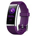 billige Urremme til Fitbit-Smart Armbånd YY-CP88 for Android 4.4 / iOS Brændte kalorier / Skridttællere / Anti-lost / APP kontrol Pulse Tracker / Stopur / Skridtæller / Samtalepåmindelse / Aktivitetstracker / Sleeptracker