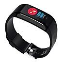 Χαμηλού Κόστους Έξυπνα ρολόγια-Έξυπνο ρολόι YY-CK18s for Android 4.4 / iOS Θερμίδες που Κάηκαν / Βηματόμετρα / Μέτρησης Πίεσης Αίματος Pulse Tracker / Βηματόμετρο /