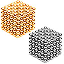 cheap Magnet Toys-216*2 pcs 3mm Magnet Toy Magnetic Balls Building Blocks Neodymium Magnet Stress and Anxiety Relief Office Desk Toys DIY Adults' / Children's Unisex Boys' Girls' Toy Gift