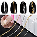 hesapli LED Masa Lambaları-Takı Tasarımları Zincir / Tırnak Tasarımı Tasarımı madeni / Aksesuarlar / Moda Günlük