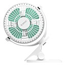 cheap USB Gadgets-ORICO UF2  USB Fan Mini Electrical Fan with Key Switch Angle adjustable - White