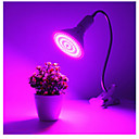 tanie Breloki-latarki-1 pc 260led 190red 70blue rosną światła led roślin kwiat warzyw uprawy światła do szklanych uchwyt na biurko klip nas / eu wtyczki