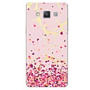 cheap Galaxy A Series Cases / Covers-Case For Samsung Galaxy A7(2017) / A5(2017) Pattern Back Cover Tile / Heart / Marble Soft TPU for A5(2017) / A7(2017) / A7(2016)
