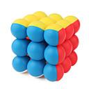 hesapli Sihirli Küp-Rubik küp Alien 3*3*3 Pürüzsüz Hız Küp Sihirli Küpler bulmaca küp Parlak yarışma Çocuklar için Yetişkin Oyuncaklar Genç Erkek Genç Kız Hediye