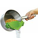 hesapli Meyve ve Sebze Araçları-mutfak gizmo sincone yapışmış süzgeç süzgeç tencere pantolon çanaklar