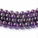 ieftine Cuburi Magice-DIY bijuterii 45 buc Χάντρες Cristal Mov Rotund Şirag de mărgele 0.8 cm DIY Coliere Brățări