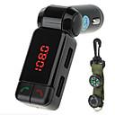 hesapli Car Exterior Lights-Araba V2.0 MP3 oynatıcı Araç Kiti