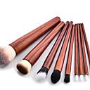 hesapli Makyaj ve Tırnak Bakımı-9pcs Makyaj fırçaları Profesyonel Fırça Setleri / Far Fırçası Sentetik Saç / Suni Fibre Fırça Çevre-dostu Kayın Ağacı / Plastik Kabuk