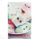 preiswerte Anime Cosplay-Hülle Für Samsung Galaxy Tab A 9.7 Geldbeutel / Kreditkartenfächer / mit Halterung Ganzkörper-Gehäuse Cartoon Design Hart PU-Leder für
