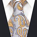 hesapli Kravatlar-Erkek Parti / İş Boyun Bağı Zıt Renkli / Paisley / Jakarlı