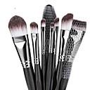 hesapli Makyaj ve Tırnak Bakımı-Makyaj fırçaları Profesyonel Fırça Setleri Sentetik Saç Yumuşak / Tam Kaplama Ahşap