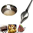 tanie Ubranka i akcesoria dla psów-Narzędzia do pieczenia Stal nierdzewna Kreatywny gadżet kuchenny / DIY Tort Deserowe Narzędzia 1szt