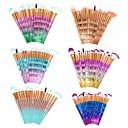 hesapli Makyaj ve Tırnak Bakımı-20pcs Makyaj fırçaları Profesyonel Fırça Setleri Naylon Fırça / Sentetik Saç Tam Kaplama ABS