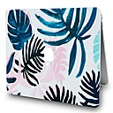 cheap Mac Cases & Mac Bags & Mac Sleeves-MacBook Case for Trees/Leaves Plastic New MacBook Pro 15-inch New MacBook Pro 13-inch Macbook Pro 15-inch MacBook Air 13-inch Macbook Pro