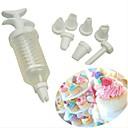 tanie Przybory i gadżety do pieczenia-Narzędzia do pieczenia Plastikowy Urodziny / DIY Ciasteczka / Cupcake / na ciasto Formy Ciasta 8szt