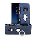 hesapli Dürbünler-Pouzdro Uyumluluk Samsung Galaxy S9 S9 Plus Şoka Dayanıklı Yüzüklü Tutacak Arka Kapak Geometrik Desenli Sert PC için S9 Plus S9 S8 Plus S8