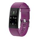 preiswerte Stofftiere-Smartwatch F7 Plus für Android iOS Bluetooth Smart Schrittzähler intelligent AktivitätenTracker Schlaf-Tracker Sedentary Erinnerung / Herzfrequenzsensor / 350-400