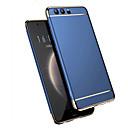 abordables Etuis / Couvertures pour Huawei-Coque Pour Huawei P20 Pro P20 Plaqué Dépoli Coque Couleur Pleine Dur PC pour Huawei P20 lite Huawei P20 Pro Huawei P20 P10 Plus P10 Lite