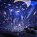 hesapli Işıklı Oyuncaklar-LED Aydınlatma / Projektör Lambası Galaksi Yıldızlı Gökyüzü Parıltılı Romantik Hediye