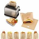 hesapli Defterler ve Yapışkan Notlar-Bakeware araçları Tekstil Çok-fonksiyonlu / Isıya dayanıklı Ekmek Özel Aletler 2pcs