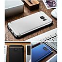 رخيصةأون حافظات / جرابات هواتف جالكسي J-غطاء من أجل Samsung Galaxy S8 Plus S8 تصفيح غطاء خلفي لون الصلبة قاسي الكمبيوتر الشخصي إلى S8 Plus S8 S7 edge S7 S6 edge plus