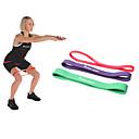 hesapli Atlama İpleri-KYLINSPORT Egzersiz Direnç Bantları İle 1 pcs Silgi Atletik Eğitimi Kuvvet Antrenmanı, Barfiks Çekme, Fizik Tedavi İçin Yoga / Pilates / Fitness Unisex Ev / Ofis