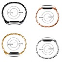 baratos Pingentes para Celular-Pulseiras de Relógio para Fitbit Charge 2 Fitbit Pulseira Esportiva Aço Inoxidável Tira de Pulso
