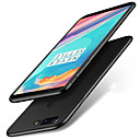 cheap Other Cases-Case For OnePlus 5 / OnePlus 5T Frosted Back Cover Solid Colored Hard PC for One Plus 5 / OnePlus 5T / One Plus 3T
