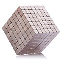 cheap Magnet Toys-216 pcs 4mm Magnet Toy Magnetic Blocks Building Blocks Super Strong Rare-Earth Magnets Neodymium Magnet Stress and Anxiety Relief Office Desk Toys DIY Adults' / Children's Boys' Girls' Toy Gift