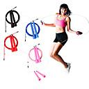 hesapli Atlama İpleri-KYLINSPORT Atlama Halatları İle Çelik Portatif, Hız, anti-slip Crossfit, Kilo kaybı, Eğitim, Yakılan Kaloriler İçin Erkek / Kadın Boks / Fitness / Jimnastik Spor ve Outdoor