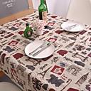 preiswerte Tischunterlagen-Moderne PVC / Nicht gewebt Quadratisch Platztdeckchen Geometrisch Tischdekorationen 1 pcs