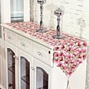 ieftine Gadget Baie-Contemporan PVC uretan poli Pătrat Fețe de masă Floral Decoratiuni de tabla 1 pcs