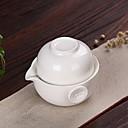 hesapli Çay Takımları-Porselen Isıya dayanıklı / Yaratıcı 2pcs Çay Süzgeci