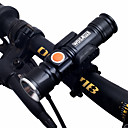 cheap Coffee Tools-LED Flashlights / Torch / LED Light / Bike Lights Dual LED Cycling Portable / Adjustable / Quick Release 18650 1000lm Lumens Chargeable /