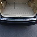 hesapli Lamba Tabanları-0.9 m Araba Eşik Çubuğu için Araba bagajı dış Genel Paslanmaz Çelik Uyumluluk Toyota 2018 / 2015 Highlander