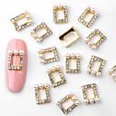 hesapli Makyaj ve Tırnak Bakımı-10 pcs Şık Nail Jewelry Kek Mücevheri / Tırnak Tasarımı Tasarımı / Nail Art Forms