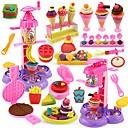 cheap Stacking Blocks-Toy Kitchen Set Pretend Play Kitchen Sink Toy Creative Parent-Child Interaction Plastic Shell Kid's Toy Gift
