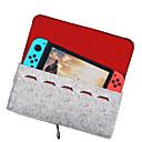 hesapli Banyo Gereçleri-BBDUCK Çantalar Uyumluluk Nintendo Anahtarı ,  Çantalar Tekstil 1 pcs birim