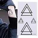 رخيصةأون ملصقات ديكور-10 pcs ملصقات الوشم الوشم المؤقت سلسلة الرسوم المتحركة الفنون الجسم ذراع
