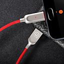 hesapli Telefon Kabloları ve Adaptörleri-Mikro USB Yüksek Hız Kablo Samsung / Huawei / LG için 120 cm Uyumluluk Aluminyum / Naylon