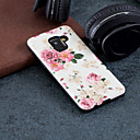 ieftine Ustensile & Gadget-uri de Copt-Maska Pentru Samsung Galaxy A5(2018) / A3 (2017) / A5 (2017) Model Capac Spate Floare Greu PC