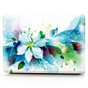 cheap Mac Cases & Mac Bags & Mac Sleeves-MacBook Case Flower Plastic for New MacBook Pro 15-inch / New MacBook Pro 13-inch / Macbook Pro 15-inch