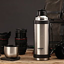 cheap Cups & Glasses-Drinkware Stainless steel / PP+ABS Vacuum Cup Portable / Heat Retaining 1pcs