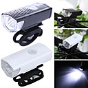 cheap Makeup & Nail Care-LED Bike Light Front Bike Light Headlight Mountain Bike MTB Cycling Waterproof Portable Quick Release 400 lm Rechargeable Batteries White Camping / Hiking / Caving Cycling / Bike / IPX-4
